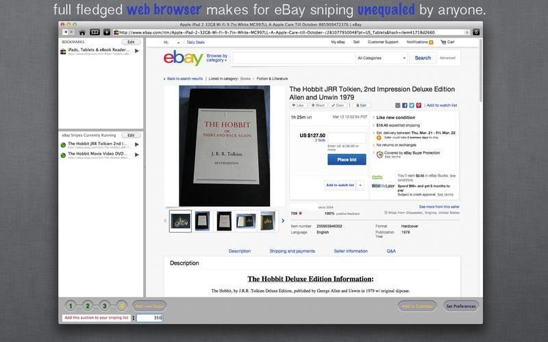 Ebay Bid Sniper >> Auction Bidding Sniper For Ebay Alternatives And Similar Software