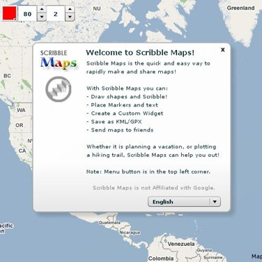 Scribble Maps Alternatives and Similar Websites and Apps