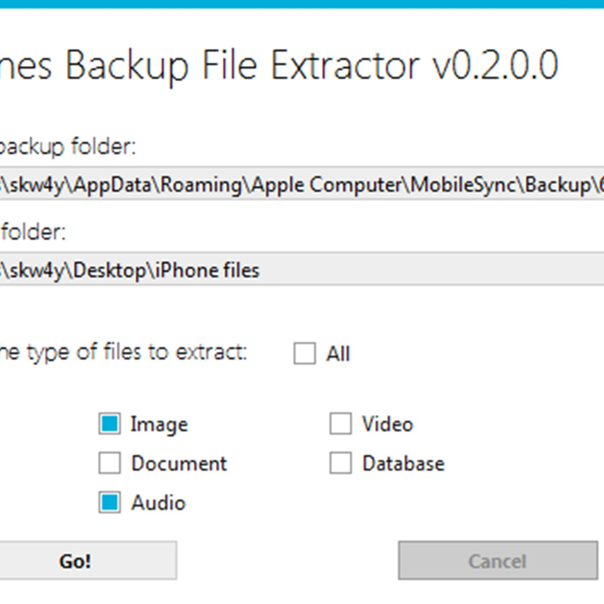 ITunes Backup File Extractor Alternatives And Similar