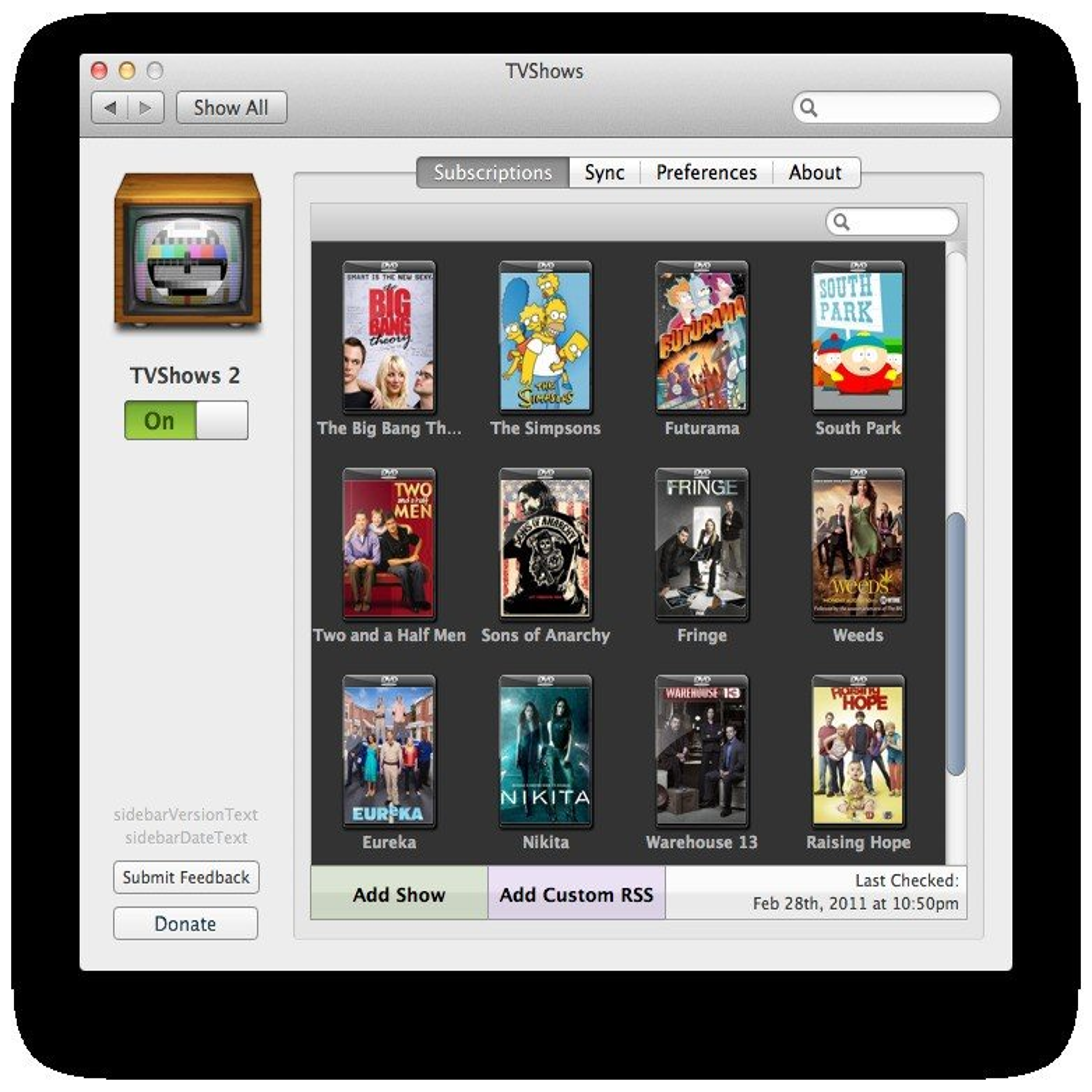 TVShows Alternatives and Similar Software - AlternativeTo net