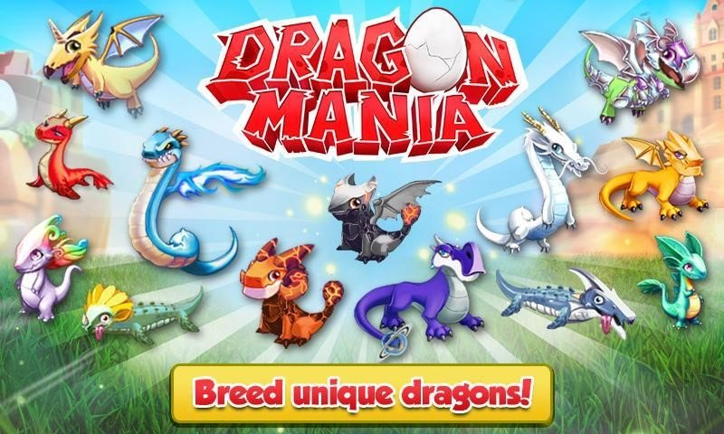 Dragon Mania trick and cheat