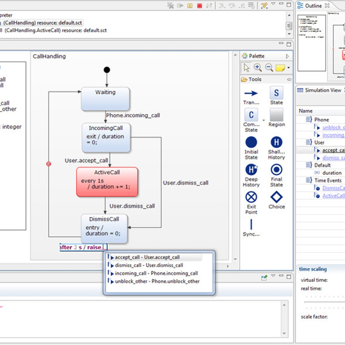 Yakindu Statechart Tools Alternatives and Similar Software
