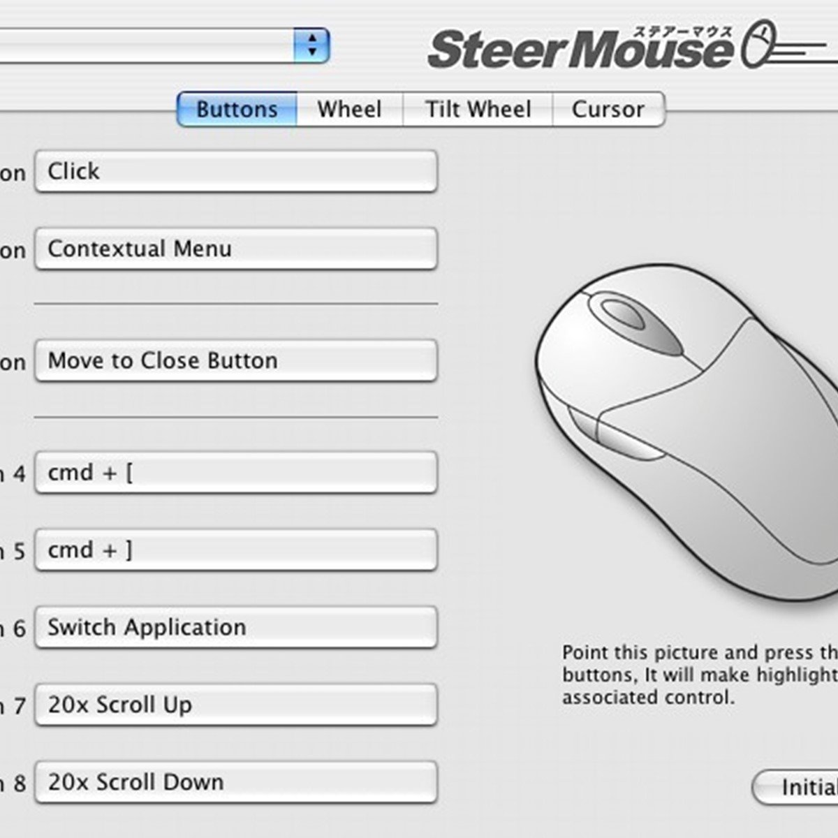 SteerMouse Alternatives and Similar Software - AlternativeTo net