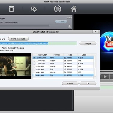 WinX YouTube Downloader Alternatives and Similar Software