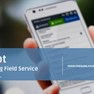 Flobot FieldNet, an app for trademen on the go.