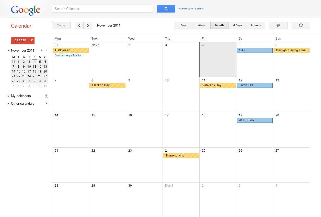 Google Calendar Alternatives and Similar Software