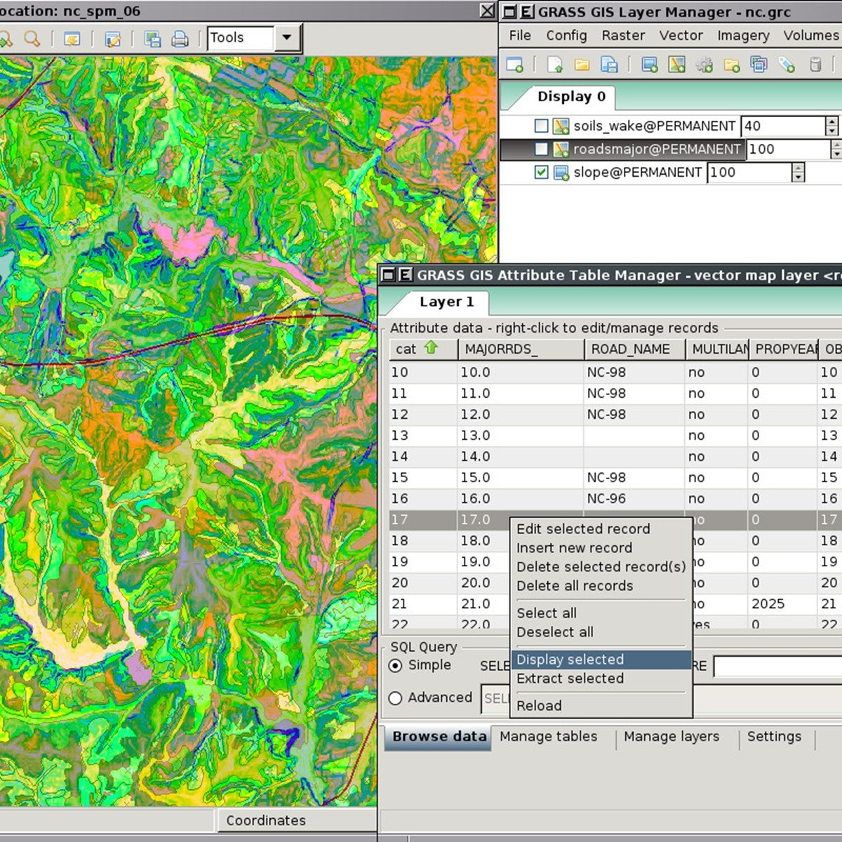 GRASS GIS Alternatives and Similar Software - AlternativeTo net
