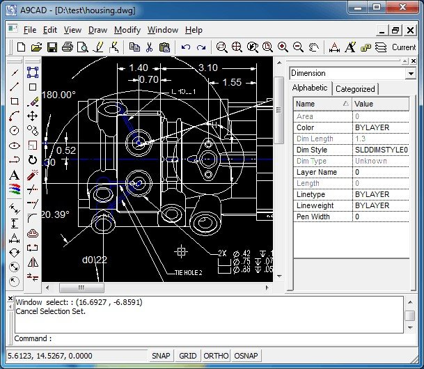 A9CAD Alternatives And Similar Software