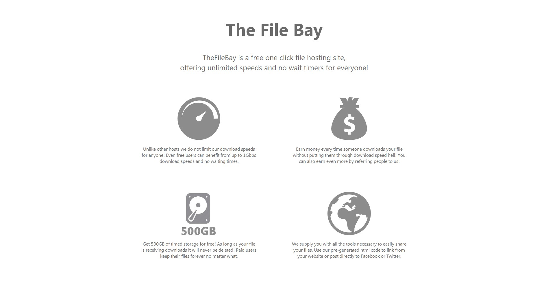 The File Bay Alternatives and Similar Websites and Apps