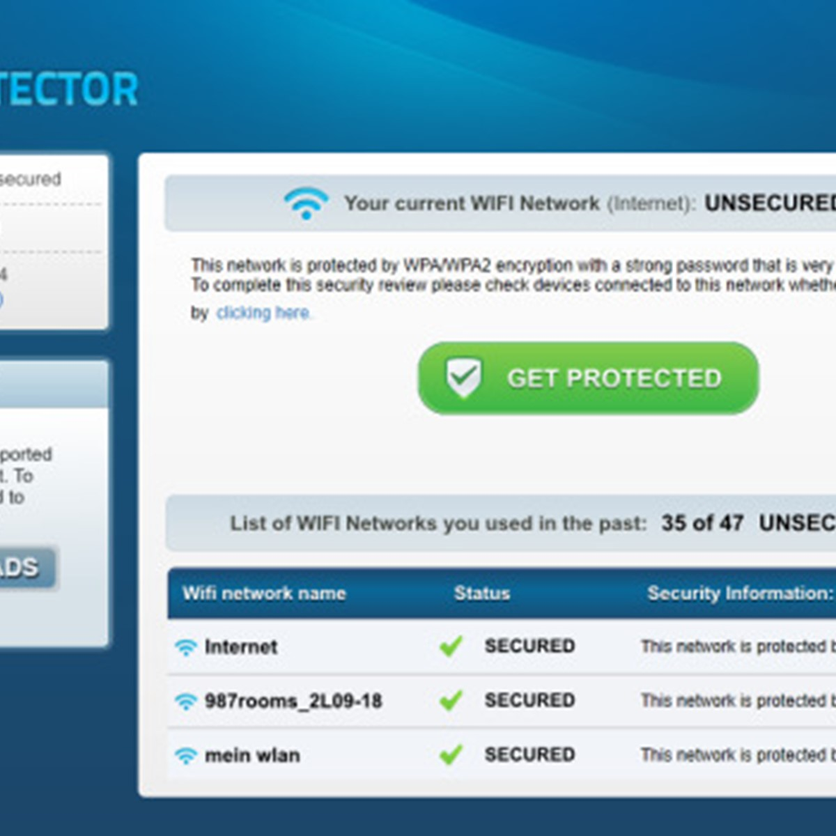 Wifi Protector Alternatives and Similar Software