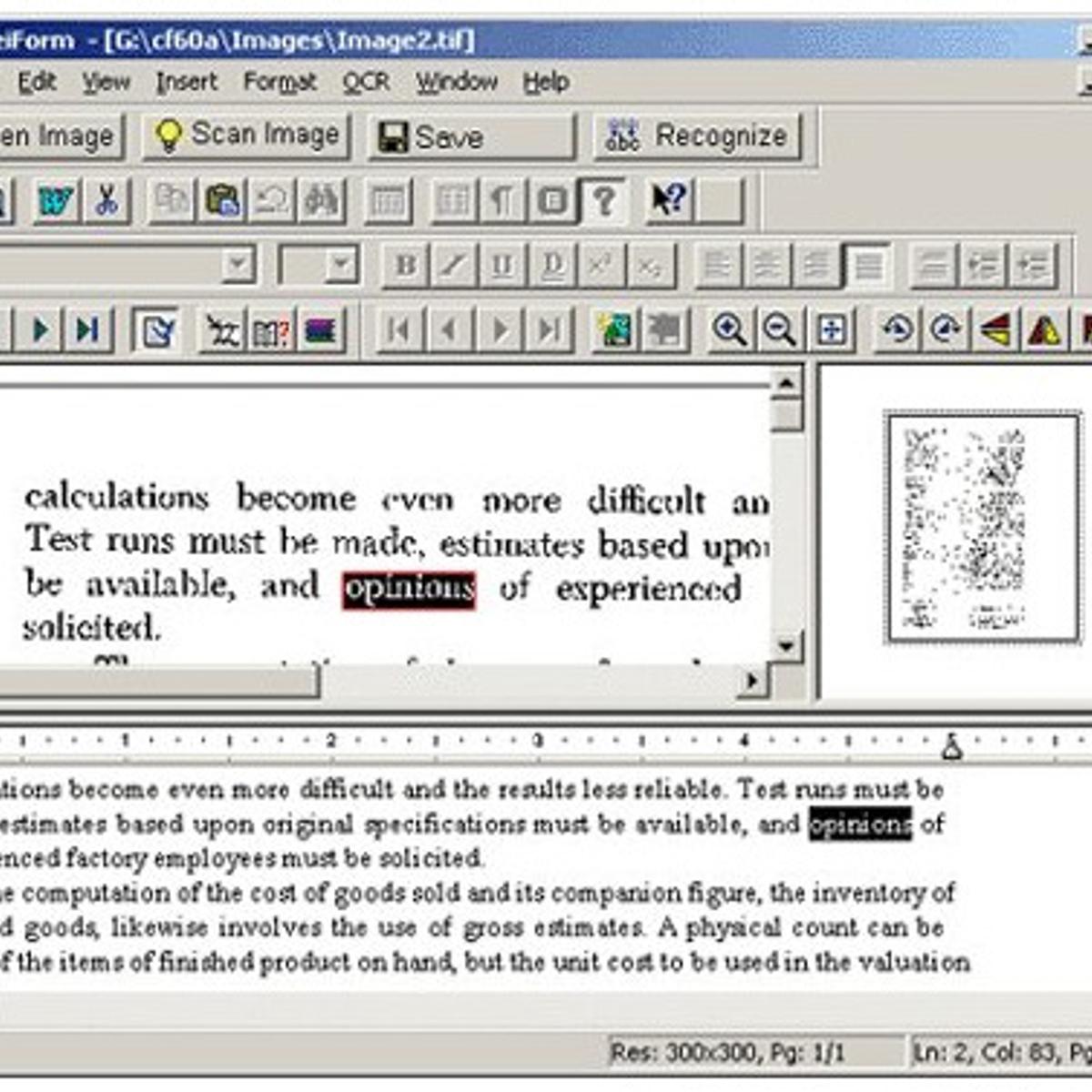CuneiForm Alternatives and Similar Software - AlternativeTo net