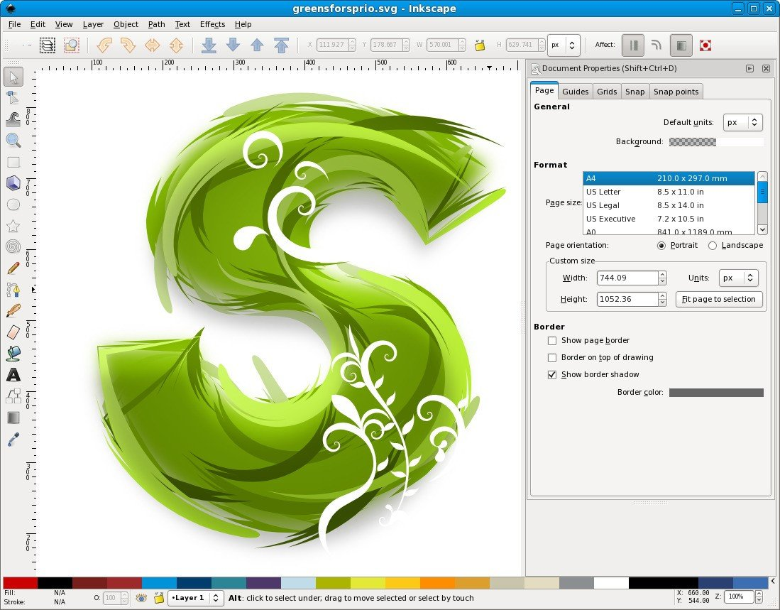inkscape alternatives for windows
