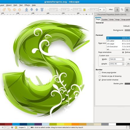 Inkscape  features Spiro curves (Cornu spirals)