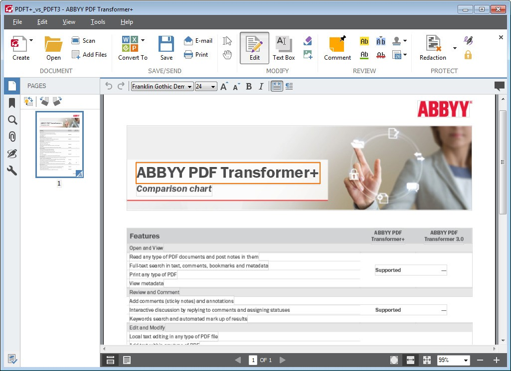Abbyy pdf transformer alternatives and similar software edit and modify ccuart Image collections
