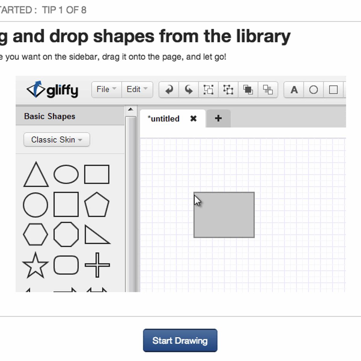 Gliffy Alternatives And Similar Software Process Flow Diagram Google Docs