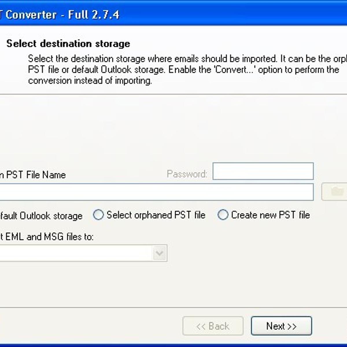 Free EML to PST Converter Alternatives - AlternativeTo net