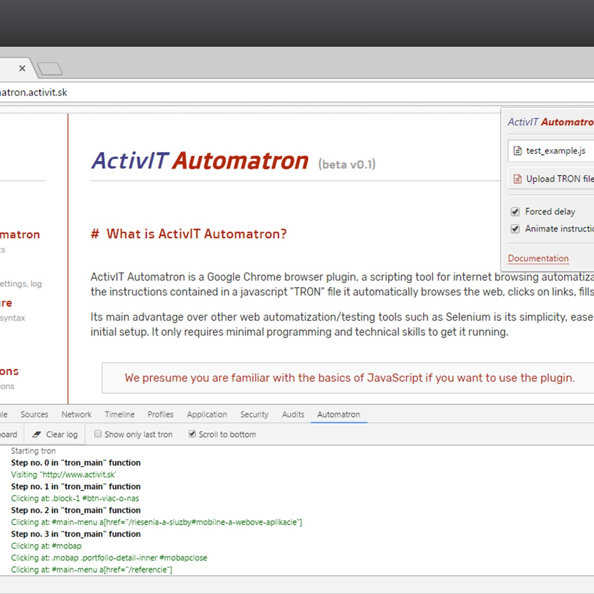 ActivIT Automatron Alternatives and Similar Software