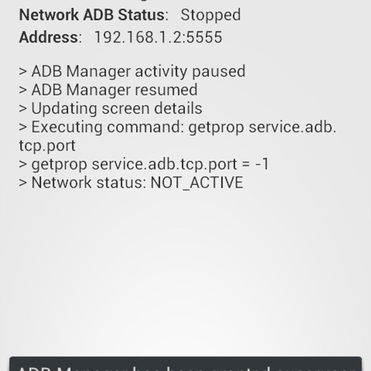 ADB Manager Alternatives and Similar Software
