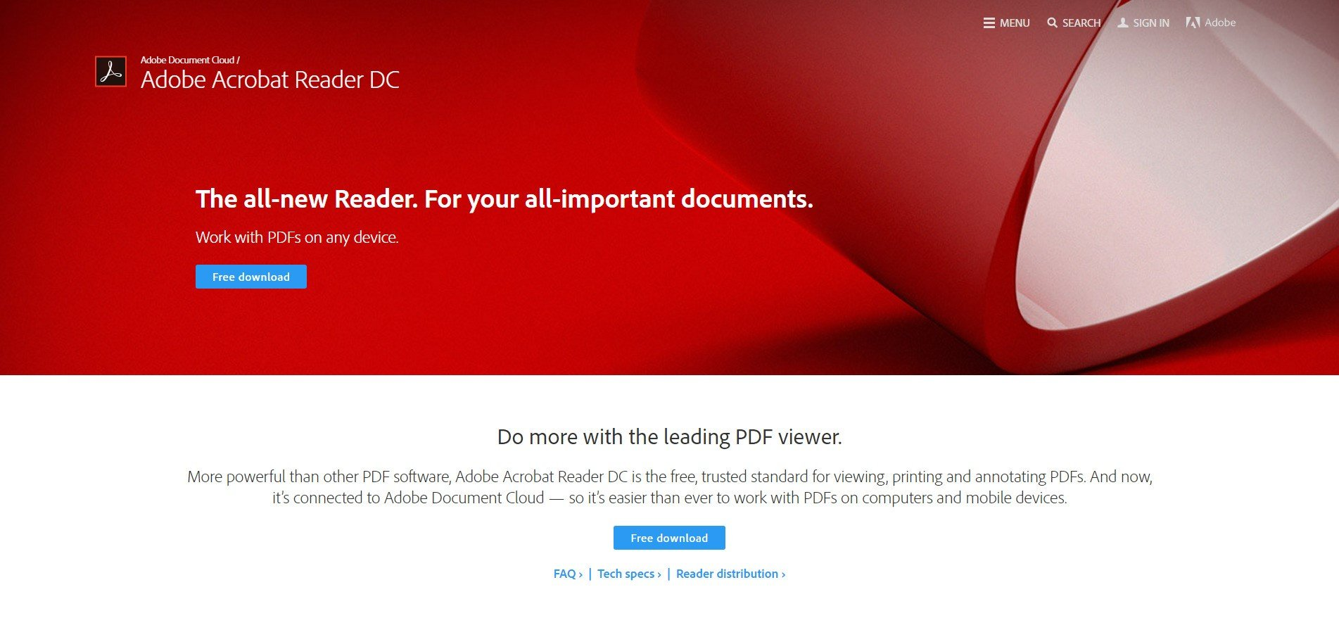 adobe reader download for pc windows 7