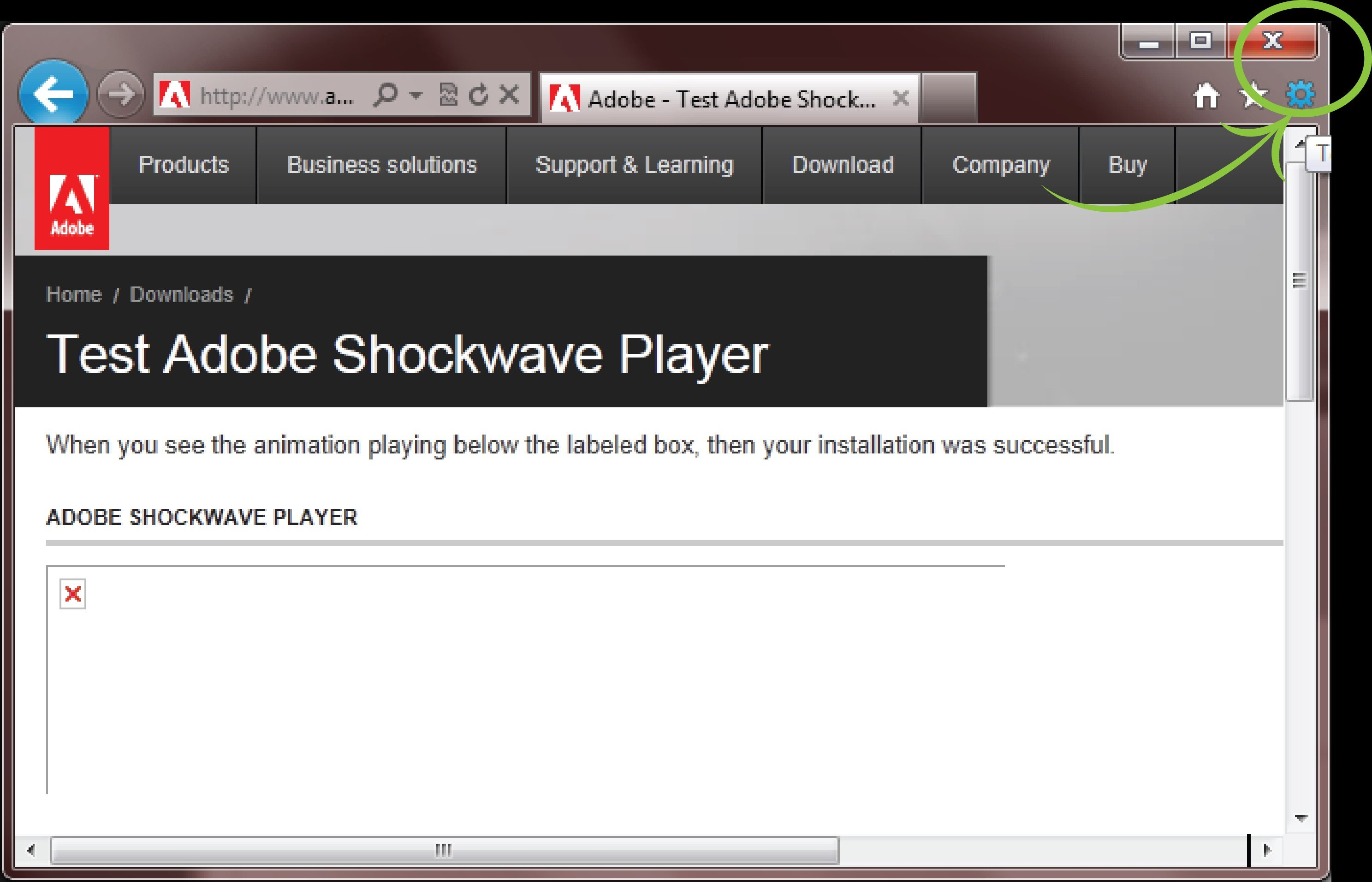 How to download shockwave 11