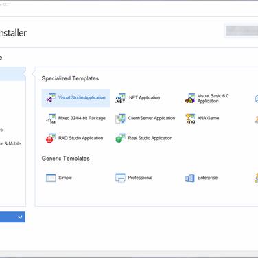 Advanced Installer Alternatives and Similar Software