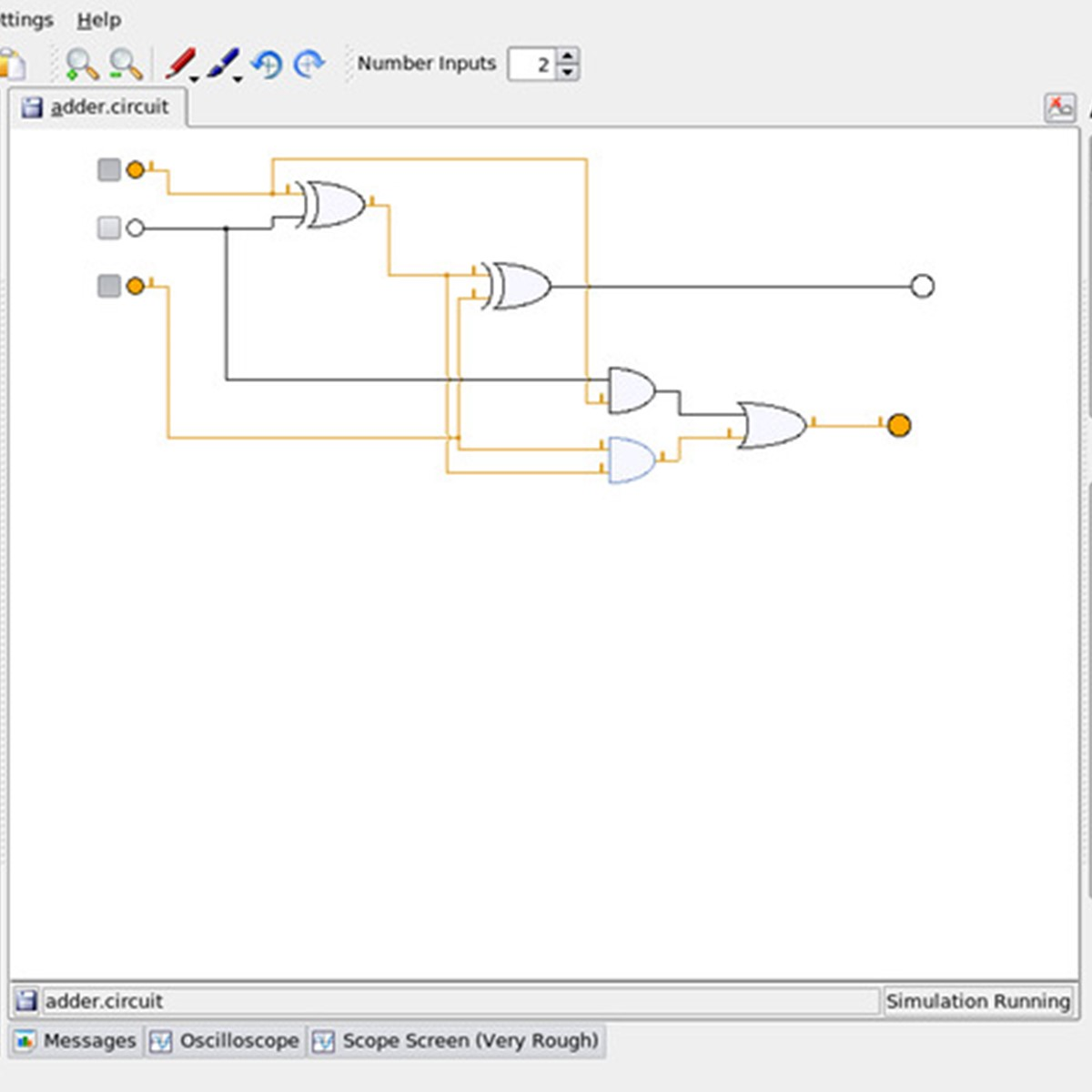 Ktechlab Alternatives And Similar Software Is Very Useful When Simulating This Type Of Circuit Diagram