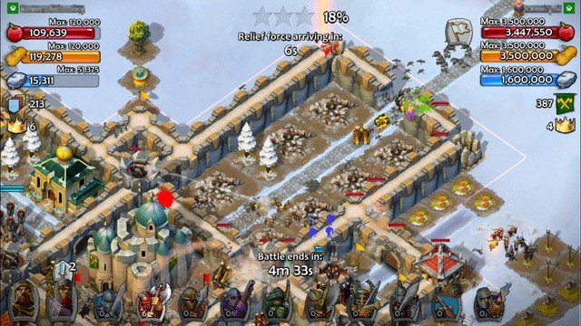 Age of empires castle siege alternatives and similar games