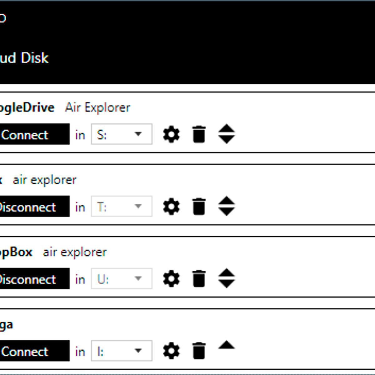 Air Live Drive Alternatives and Similar Software - AlternativeTo net