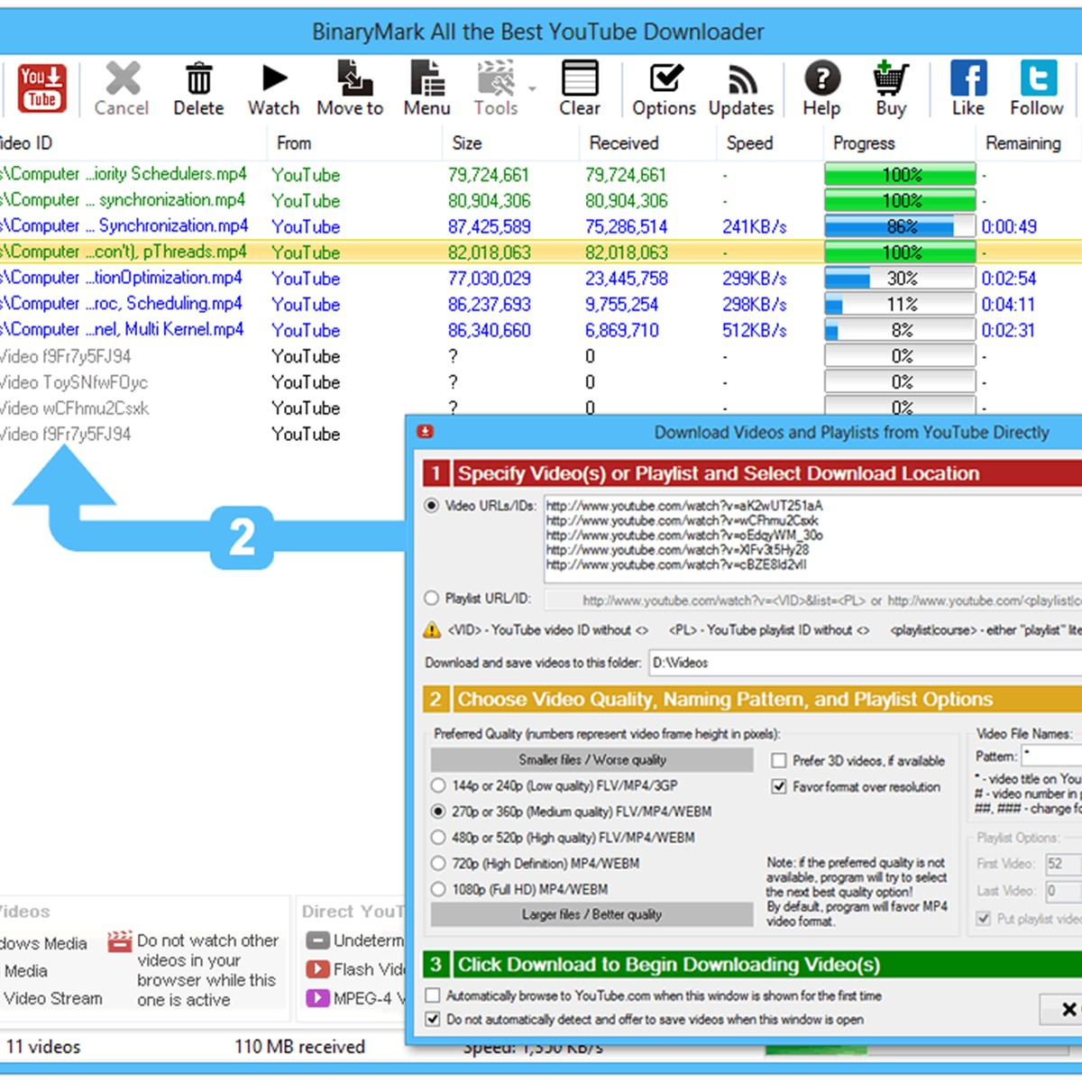 All the Best YouTube Downloader Alternatives and Similar Software