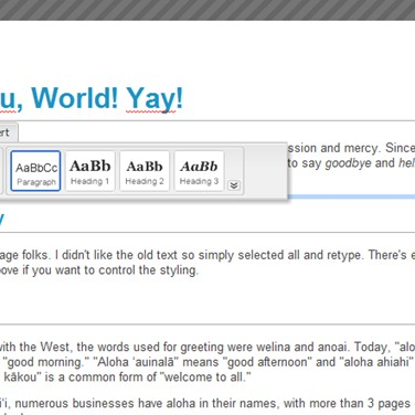 Aloha Editor Alternatives and Similar Websites and Apps