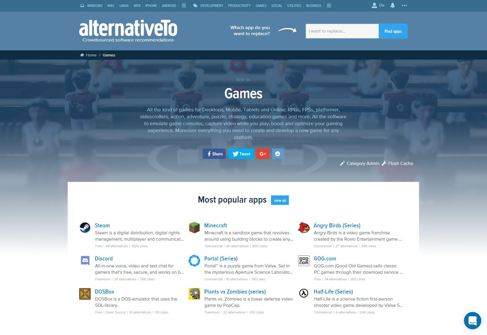 Softpedia Alternatives and Similar Websites and Apps - AlternativeTo net