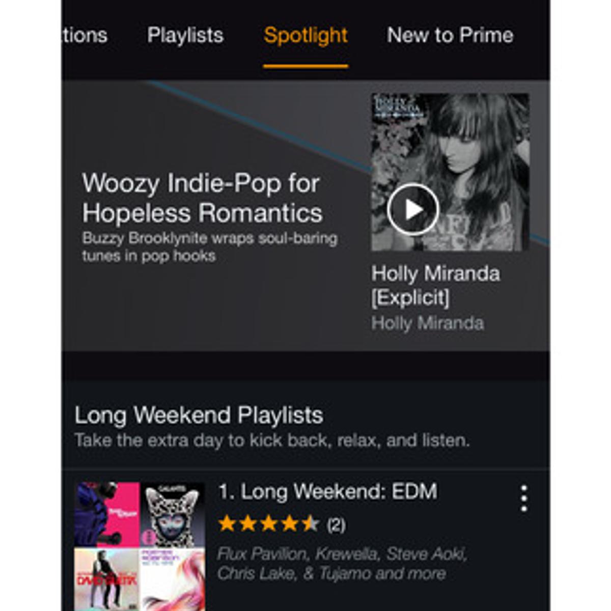 Amazon Music Alternatives and Similar Software