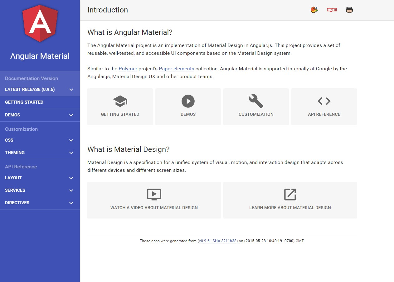 Angular Material Alternatives and Similar Websites and Apps