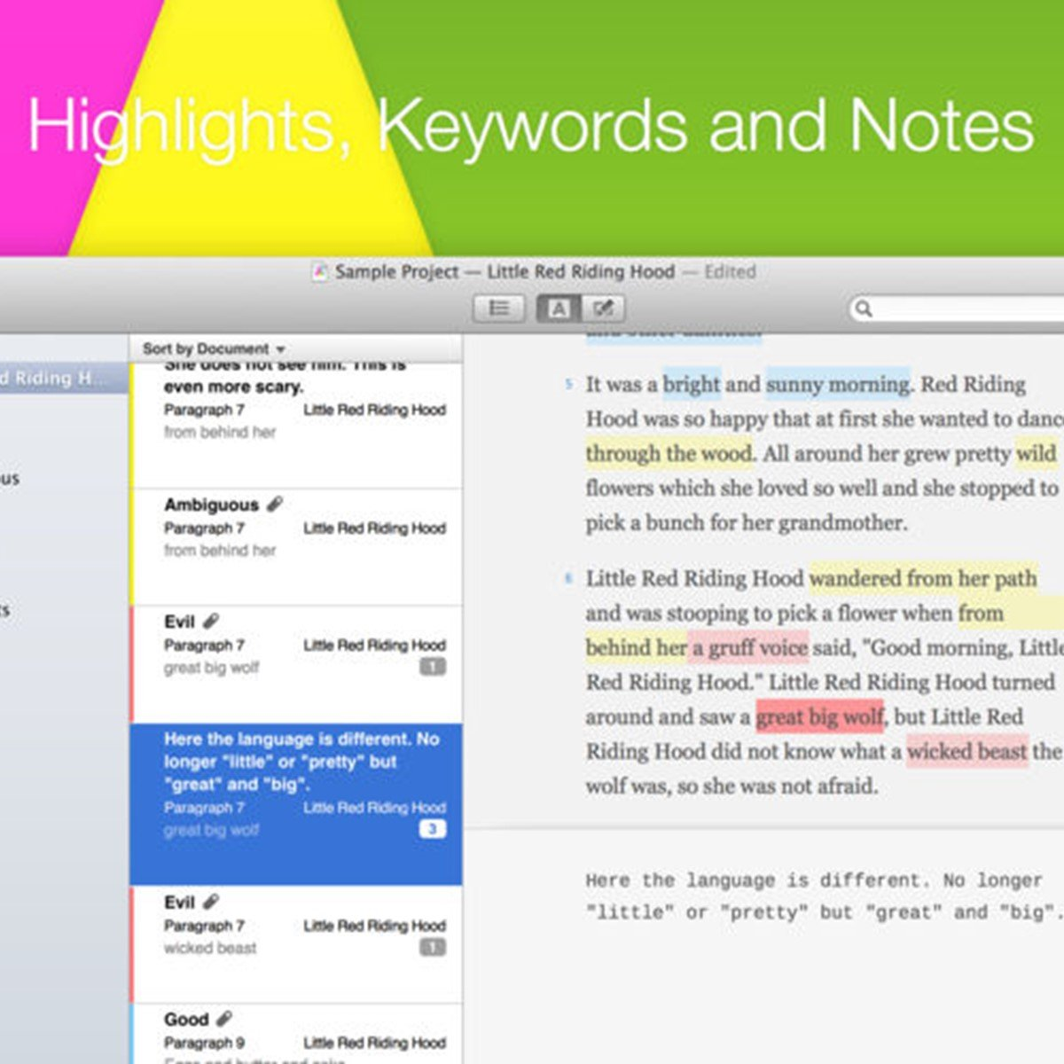 Annotations for Mac Alternatives and Similar Software