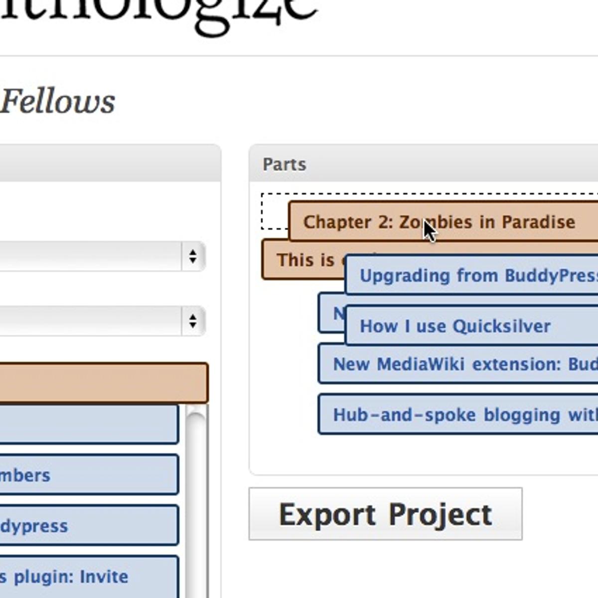Anthologize Alternatives and Similar Software