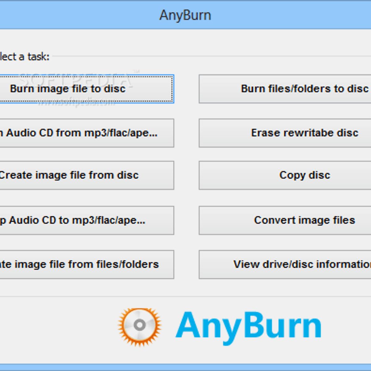 AnyBurn Alternatives and Similar Software - AlternativeTo net