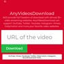 www.anyvideosdownload.com - Mobile Version
