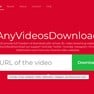 www.anyvideosdownload.com - Desktop Version