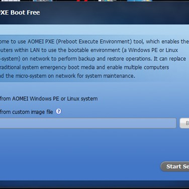 AOMEI PXE Boot Alternatives and Similar Software - AlternativeTo net