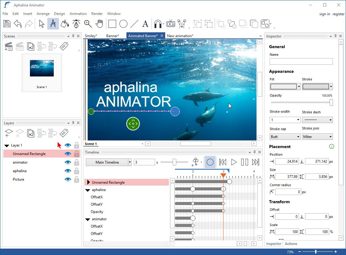 Aphalina Animator Alternatives and Similar Software - AlternativeTo.net