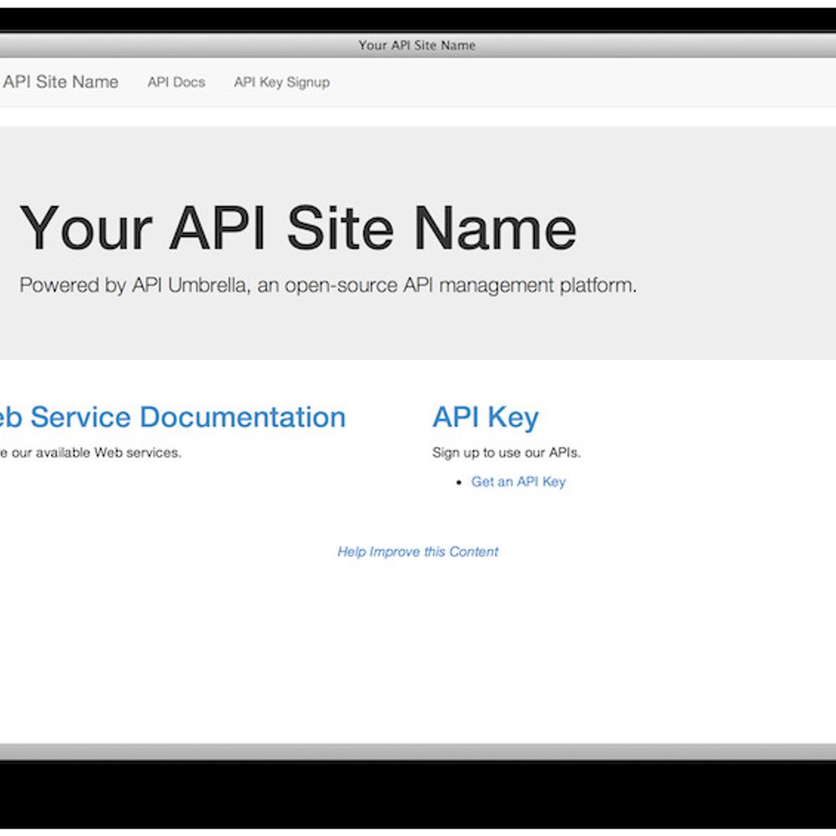 API Umbrella Alternatives and Similar Software - AlternativeTo net