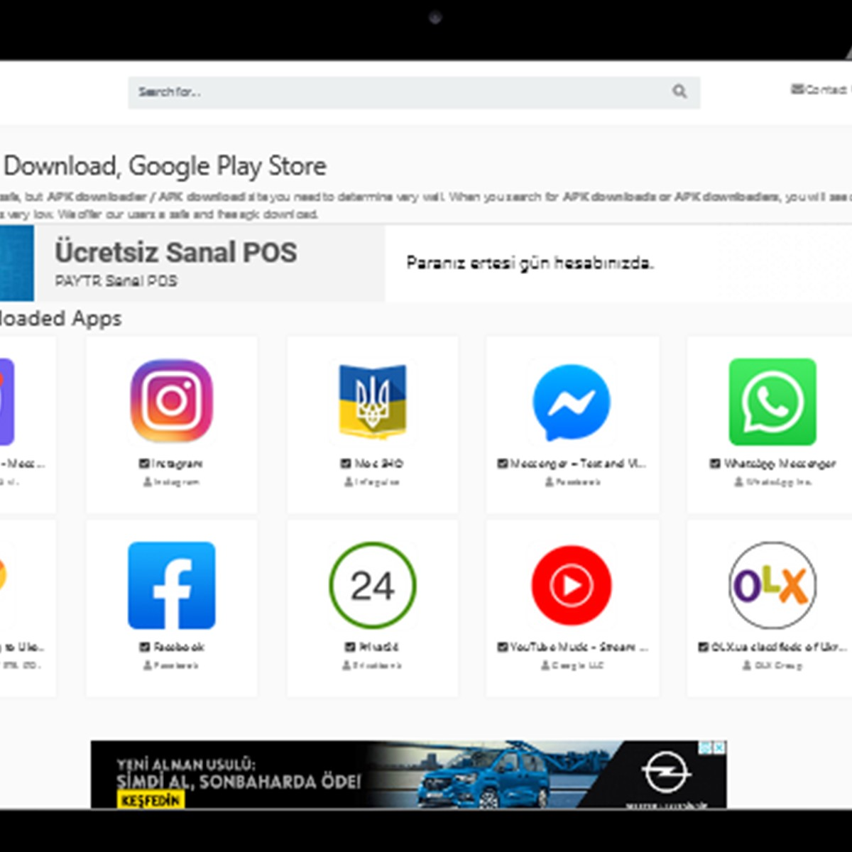 Apk Downloader Alternatives and Similar Websites and Apps