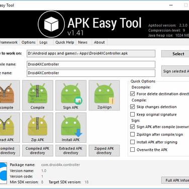 APK Easy Tool Alternatives and Similar Software