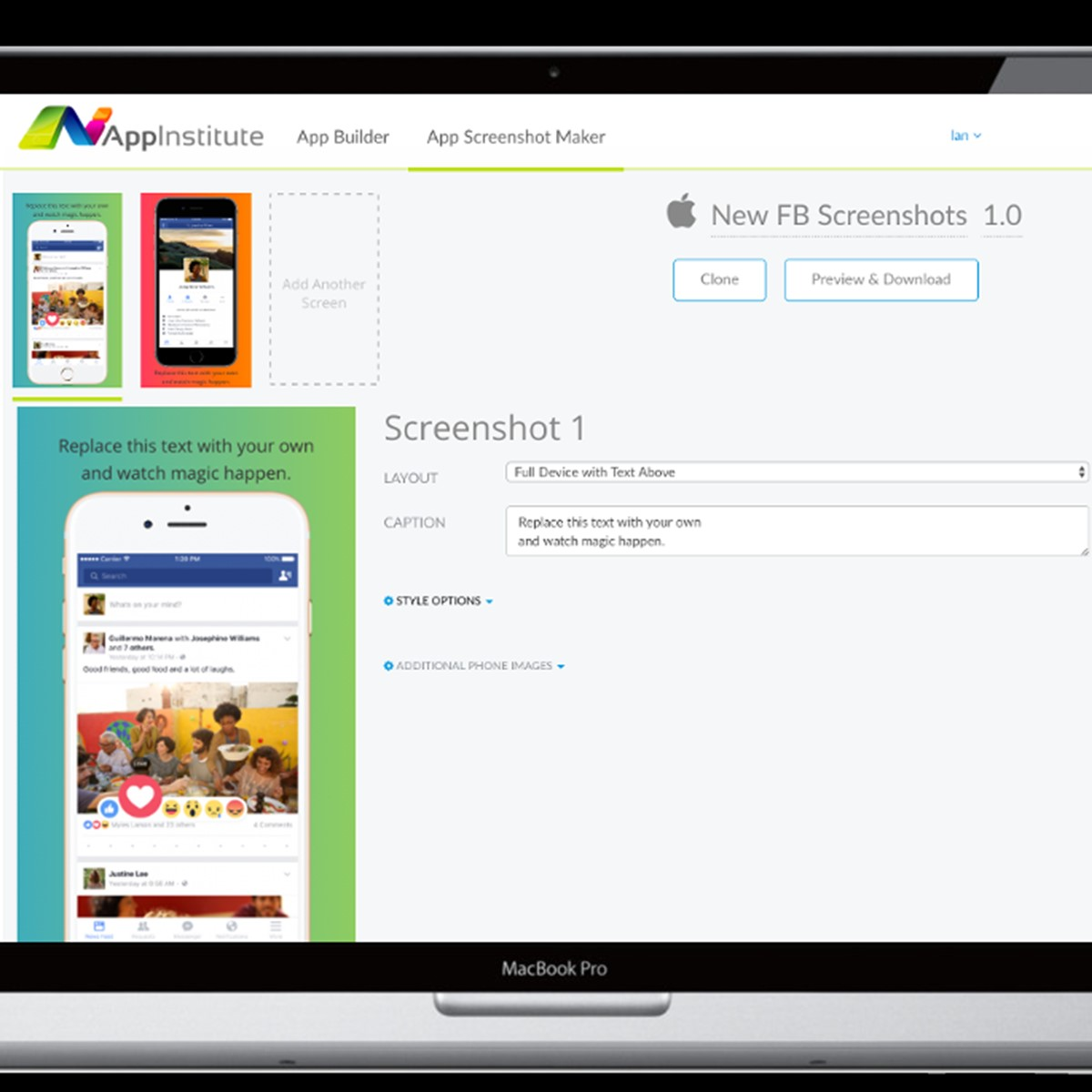 App Screenshot Maker Alternatives And Similar Websites And