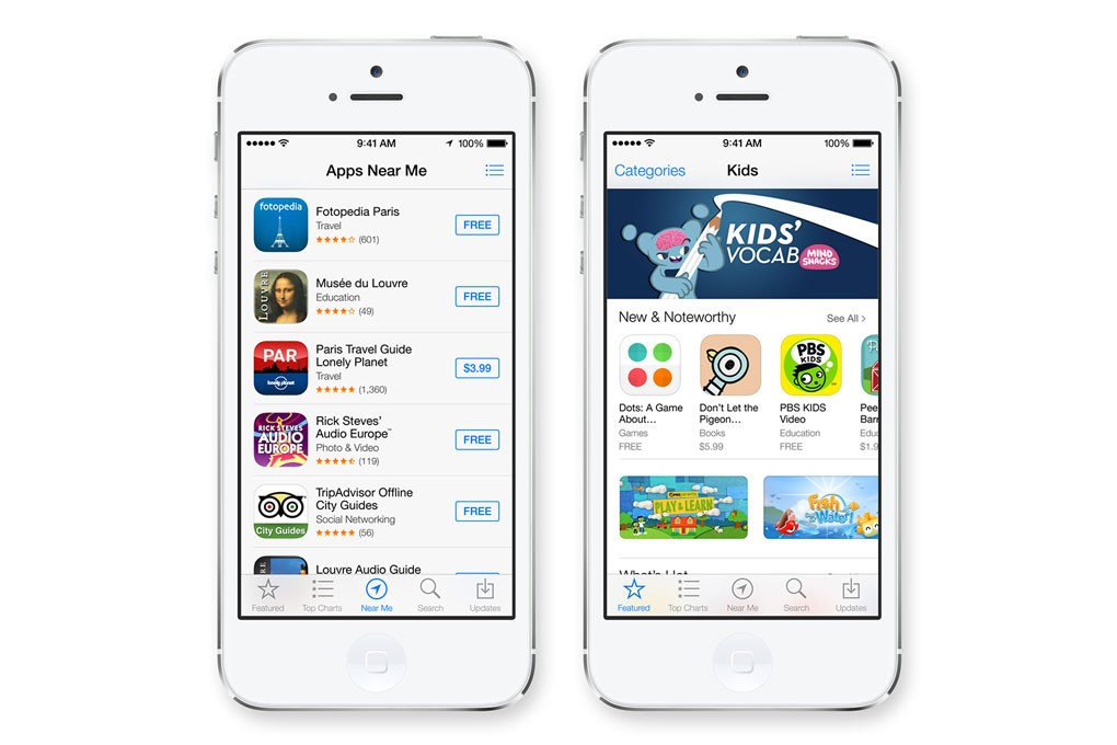 how to create apps for apple store