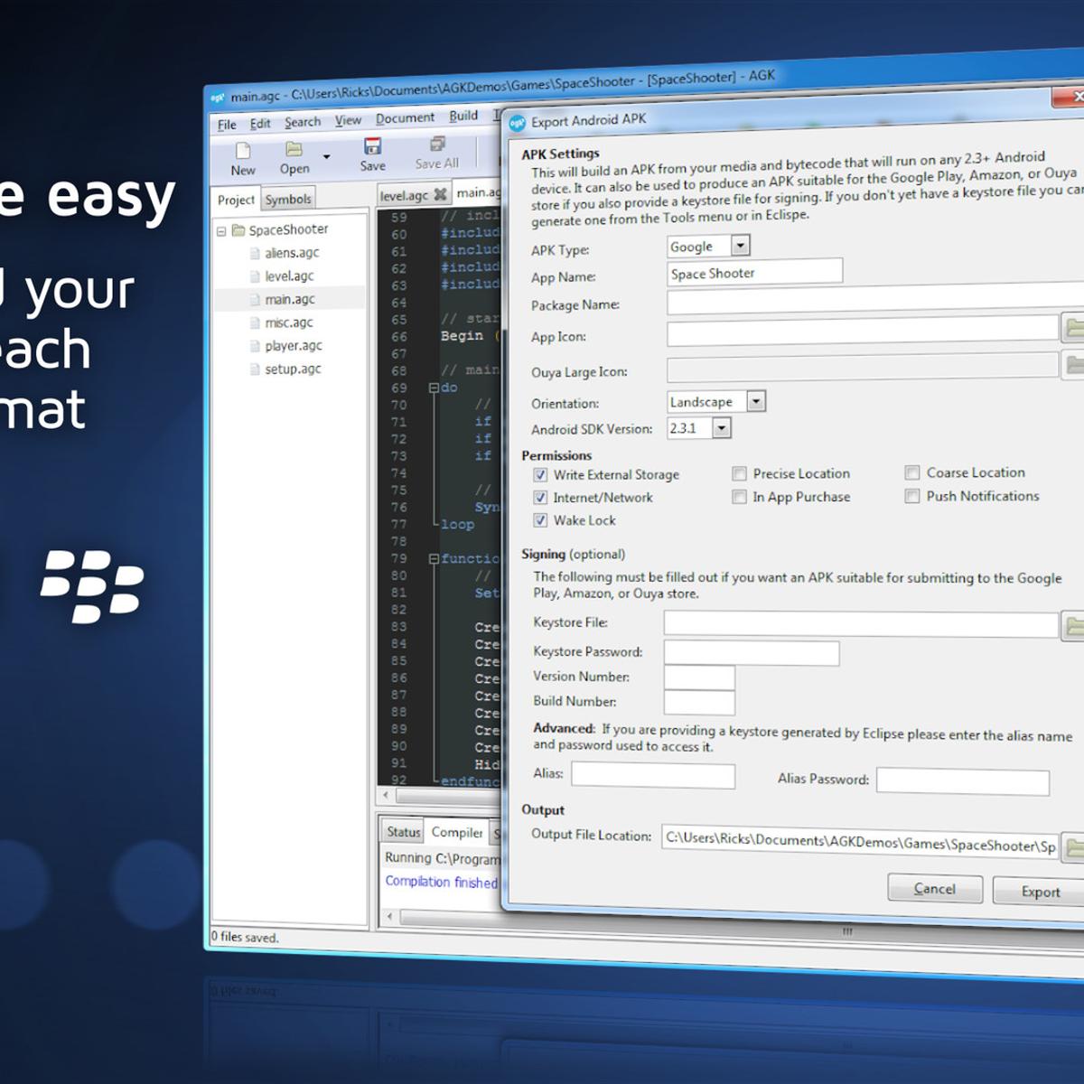 AppGameKit Classic Alternatives and Similar Software - AlternativeTo net