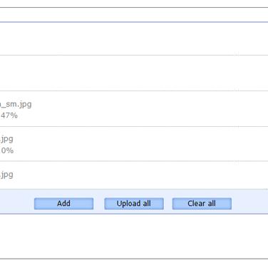 ApPHP AJAX File Uploader Alternatives and Similar Websites
