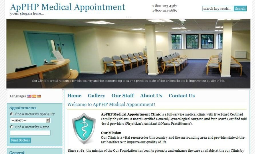 ApPHP Medical Appointment Alternatives and Similar Websites