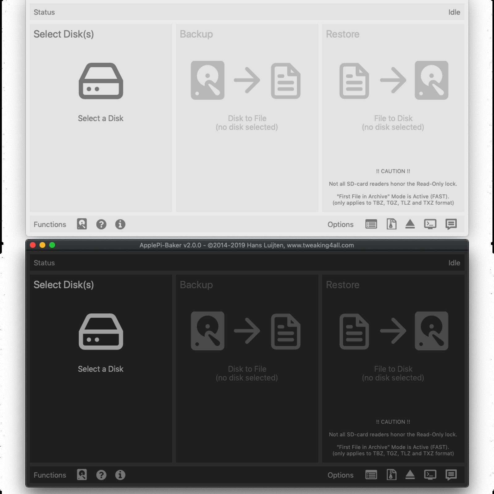 ApplePi-Baker v2 Alternatives and Similar Software