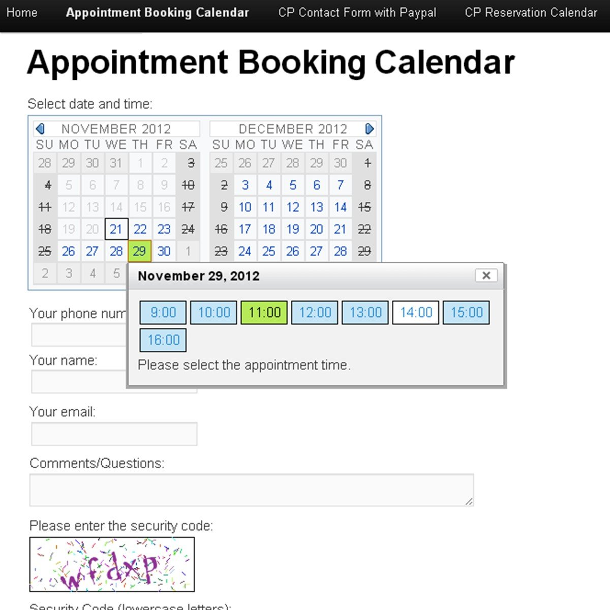 Appointment Booking Calendar Alternatives and Similar